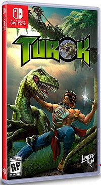 Turok Limited Edtion uncut (2500 Stk. weltweit) (Nintendo Switch)
