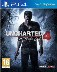 Uncharted 4: A Thiefs End uncut (PS4)