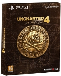 Uncharted 4: A Thiefs End Special Edition uncut (PS4)
