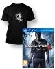 Uncharted 4: A Thiefs End uncut Bonus + Artwork T-Shirt