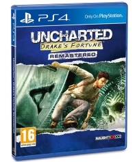 Uncharted: Drakes Fortune [Remastered EU uncut Edition] (PS4)