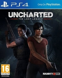 Uncharted: The Lost Legacy uncut + Bonus Spiel (PS4)