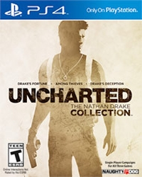 Uncharted: The Nathan Drake Collection 1-3 US uncut (PS4)