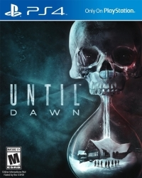 Until Dawn US uncut (Erstauflage) (PS4)