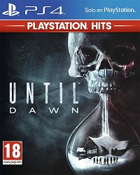 Until Dawn uncut Playstation Hits (PS4)
