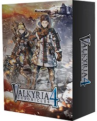 Valkyria Chronicles 4 Memoires from Battle Premium Edition (PS4)