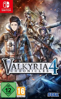 Valkyria Chronicles 4 Launch Edition (Nintendo Switch)