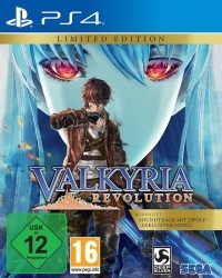 Valkyria Revolution Limited Day 1 Edition inkl. Bonus (PS4)