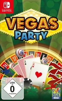 Vegas Party (Nintendo Switch)