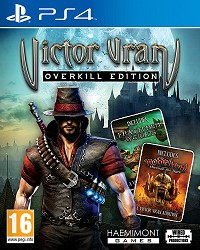 Victor Vran Overkill Edition - Cover beschädigt (PS4)