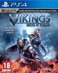 Vikings: Wolves of Midgard Special Edition uncut (PS4)
