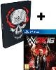 WWE 2K16 Steelbook Edition AT uncut inkl. Terminator DLC