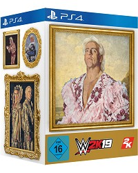 WWE 2K19 Collectors Edition inkl. Bonus (PS4)