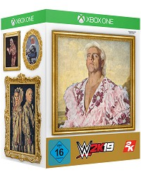 WWE 2K19 Collectors Edition inkl. Preorder Bonus (Xbox One)