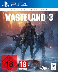 Wasteland 3 uncut + Postcard (PS4)
