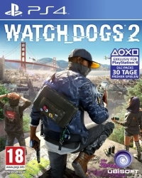 Watch Dogs 2 uncut (PS4)