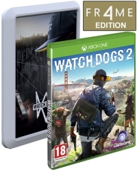 Watch Dogs 2 FR4ME Edition AT uncut (Xbox One)