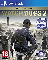 Watch Dogs 2 Gold Edition uncut (PS4)