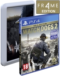 Watch Dogs 2 FR4ME Gold Edition AT uncut (PS4)