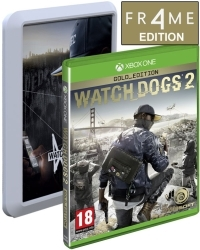 Watch Dogs 2 FR4ME Gold Edition AT uncut (Xbox One)