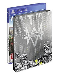 Watch Dogs 2 Limited Steelbook Edition uncut (PS4)