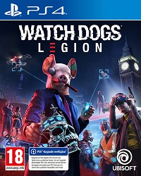 Watch Dogs Legion Bonus Edition uncut (PS4)