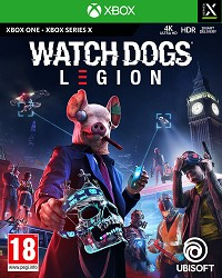 Watch Dogs Legion Bonus Edition uncut (Xbox One)