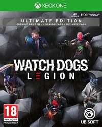 Watch Dogs Legion für PC, PS4, X1