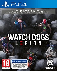 Watch Dogs Legion Ultimate Bonus AT Edition uncut (PS4)