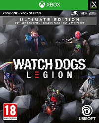 Watch Dogs Legion Ultimate Bonus AT Edition uncut (Xbox One)