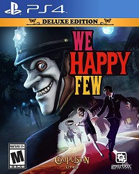 We Happy Few Deluxe Edition uncut (PS4)