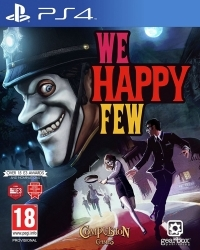 We Happy Few uncut (PS4)