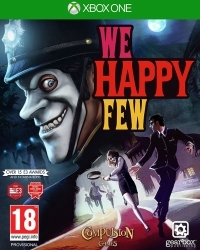 We Happy Few uncut (Xbox One)