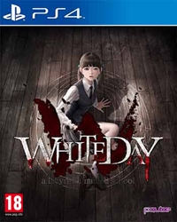 White Day: A Labyrinth Named School uncut - Cover beschädigt (PS4)