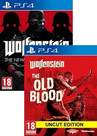 Wolfenstein: die komplette Operation - The New Order uncut + Old Blood uncut + Nazi Zombie Mode (PS4)