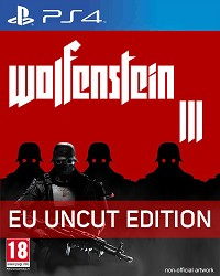 Wolfenstein III EU Edition uncut (PS4)