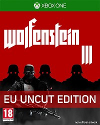 Wolfenstein III EU Edition uncut (Xbox One)