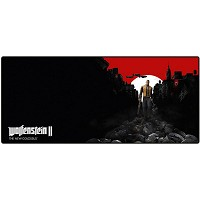 Wolfenstein II Trail of the Dead Oversize Mousepad (PC)