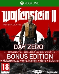 Wolfenstein II: The New Colossus Special Edition EU uncut + Symbolik (Xbox One)