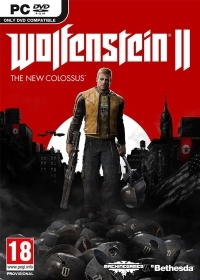 Wolfenstein II: The New Colossus Special Edition EU uncut (PC)