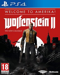 Wolfenstein II: The New Colossus Welcome to Amerika! Edition EU uncut + Symbolik (PS4)