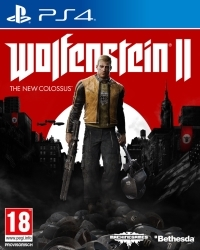 Wolfenstein II: The New Colossus AT Edition inkl. Bonus DLC (PS4)