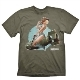 Wolfenstein Pin-Up T-Shirt