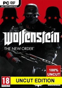 Wolfenstein: The New Order Symbolik EU uncut (PC)