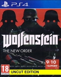 Wolfenstein: The New Order EU uncut (PS4)