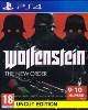 Wolfenstein: The New Order [Symbolik EU uncut Edition] (PS4)