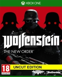 Wolfenstein: The New Order Symbolik EU uncut - Cover beschädigt (Xbox One)