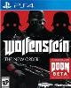 Wolfenstein: The New Order US uncut inkl. DOOM Beta (PS4)