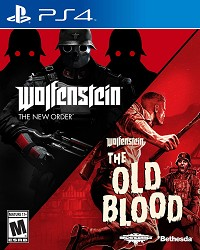 Wolfenstein: The Two-Pack uncut (PS4)