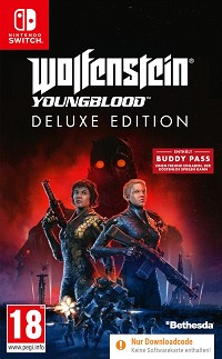 Wolfenstein: Youngblood AT Legacy Deluxe Edition - CUT (Nintendo Switch)